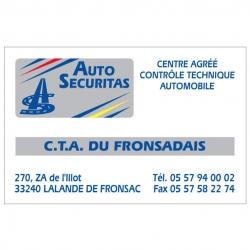 AUTO SÉCURITAS - Carte de...