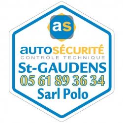 AUTO SÉCURITÉ - Autocollant...