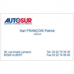 AUTOSUR - Carte de...