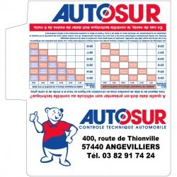 AUTOSUR - Pochette - Modèle...