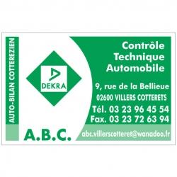 DEKRA - Carte de...