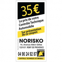 NORISKO - Flyer - Modèle B