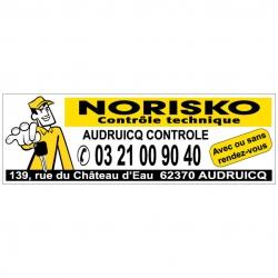 NORISKO - Banderole